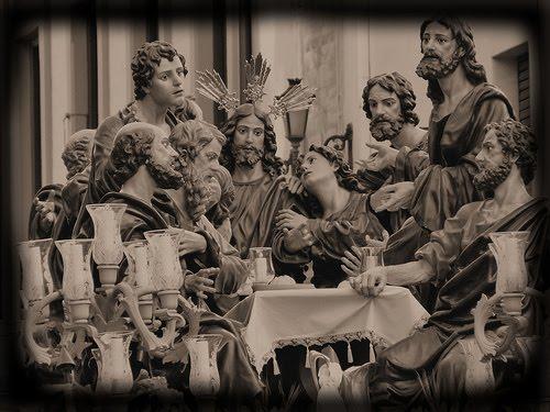 El Misterio de los Misterios - La Santa Cena Sacramental