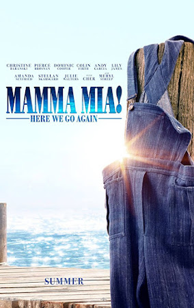 Poster Of Hollywood Film Watch Online Mamma Mia! Here We Go Again 2018 Full Movie Download Free Watch Online 300MB