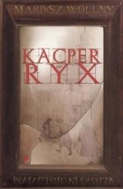 Okładka - Kacper Ryx
