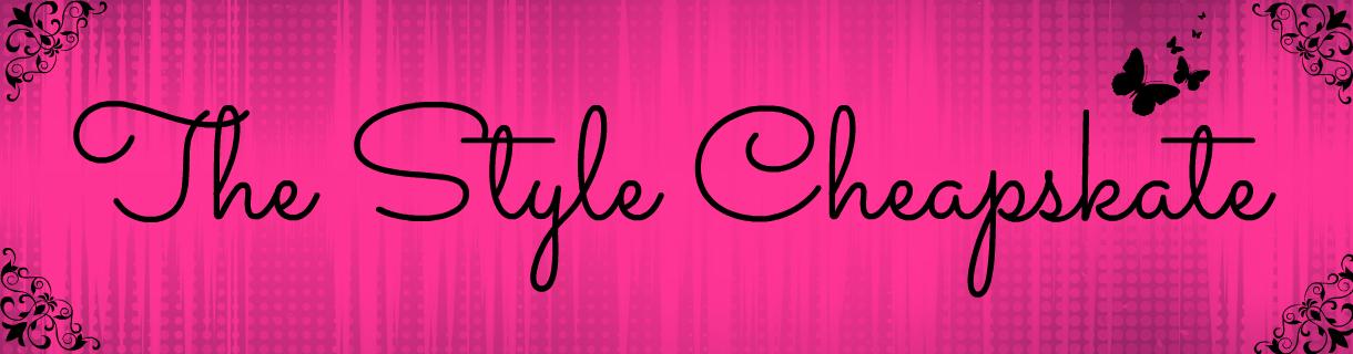 The Style Cheapskate