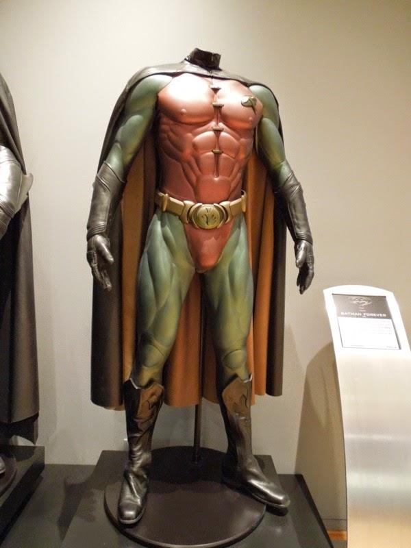 Chris O'Donnell Batman Forever Robin movie costume