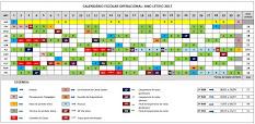 CALENDÁRIO OPERACIONAL 2017 (retificado)