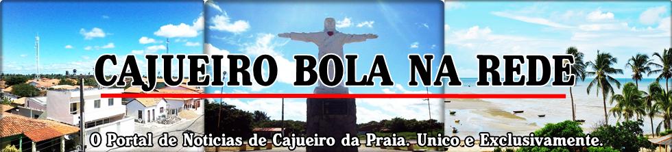 CAJUEIRO BOLA NA REDE