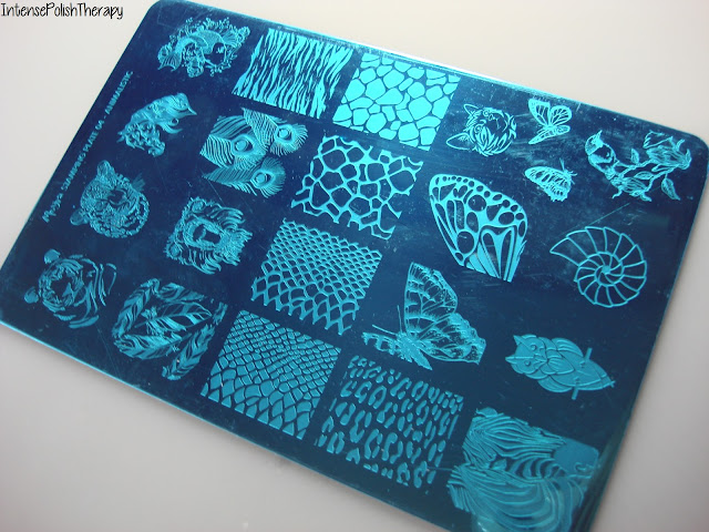 Moyra Animalistic plate 04