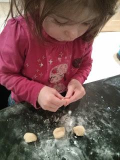 making yolk