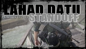 Isu LAHAD DATU - Click!!!