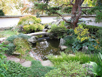 jardín japonés en el Atlanta Botanical Garden