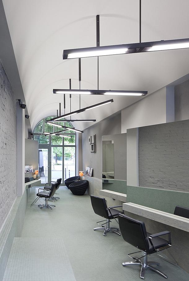Baires deco design dise o de interiores arquitectura - Interiores de peluquerias ...