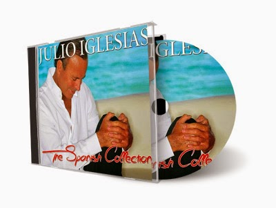 Julio Iglesias – The Spanish Collection (2014)