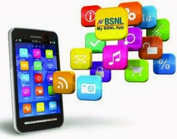 BSNL Launched 'MY BSNL' Android App Version 1.04 with Quick pay
