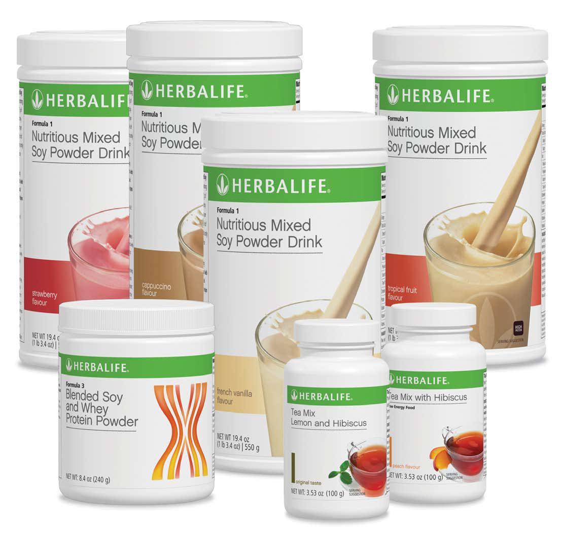 Dapatkan Herbalife Online?