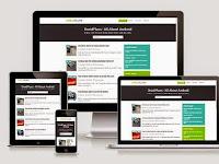 DroidPluss - Valid HTML5 dan CSS3 Responsive Blogger Template