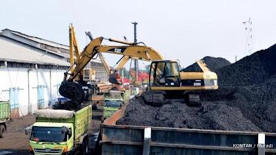 perusahaan pertambangan batubara