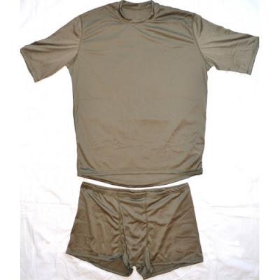 Russian Army Four Seasons Basic Clothing (VKBO) 1 Layer Lightweight Short Underwear