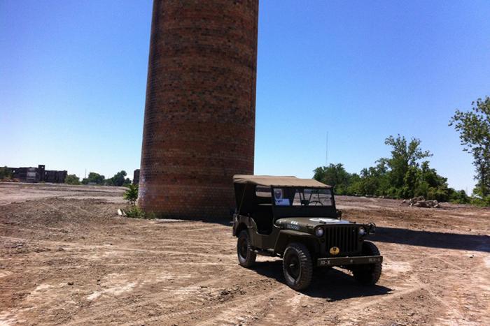 Jeep® Willys de 1943