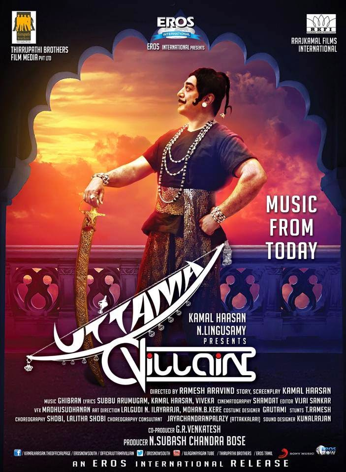 uttama villain songs download