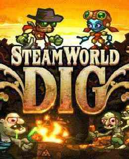 SteamWorld Dig wallpapers, screenshots, images, photos, cover, poster