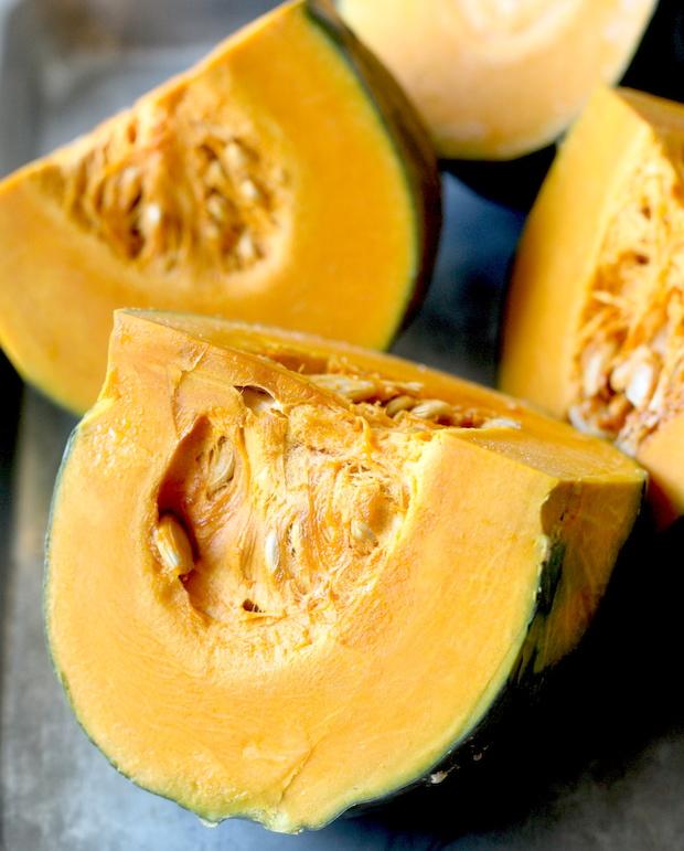 kabocha squash japanese pumpkin