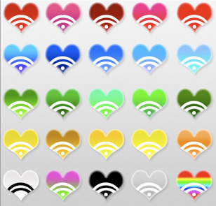 50+ Free RSS Feed Vector Icons Download
