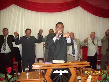 Pastor Gezuel Silva