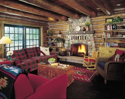 vignette design: Design Bucket List #5 - Decorate a Cabin in the Woods
