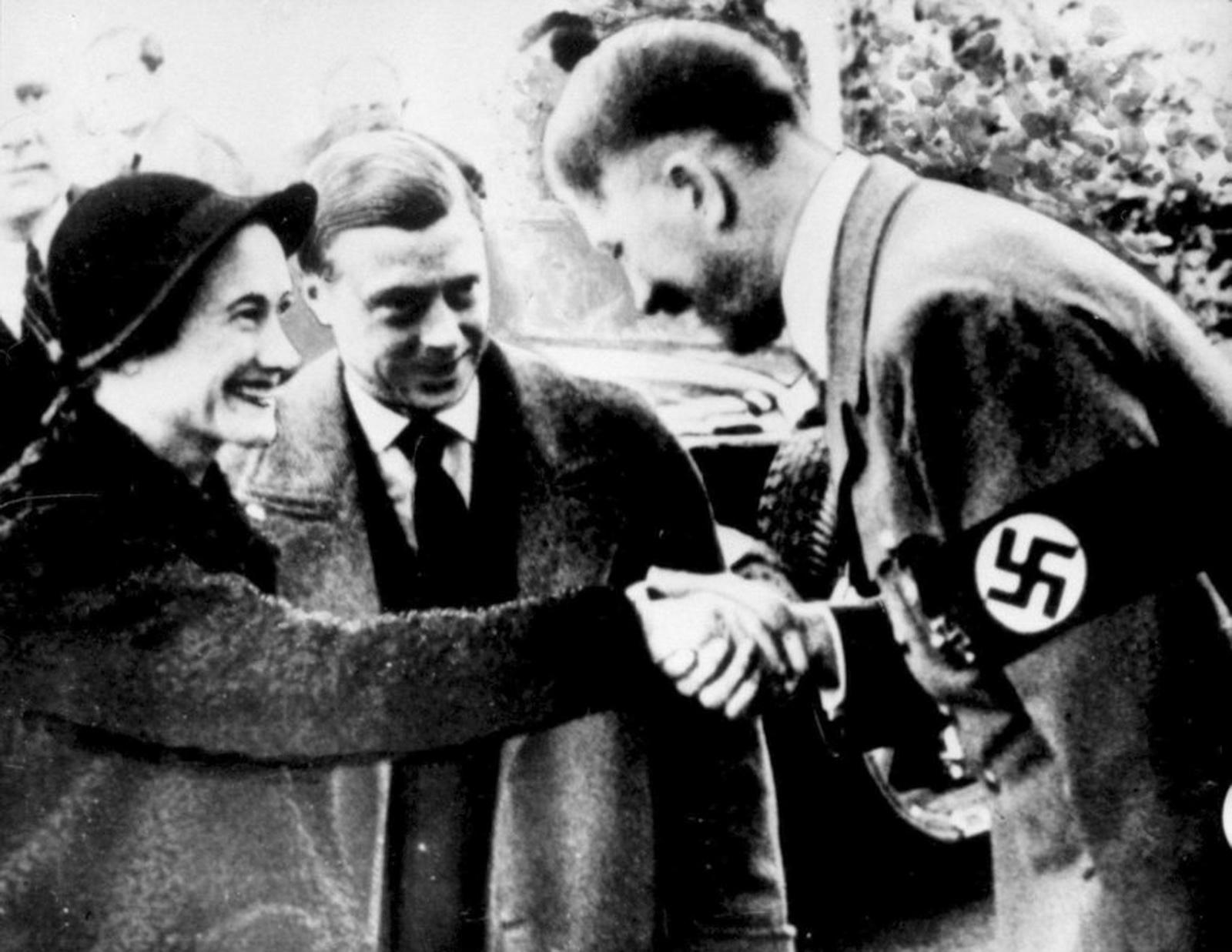 Edward VIII and Hitler