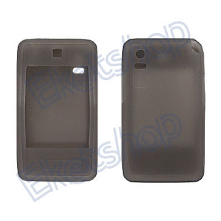 Silicone Skin Case Cover For Samsung F480 Gray Cell Phone Cases Cell.