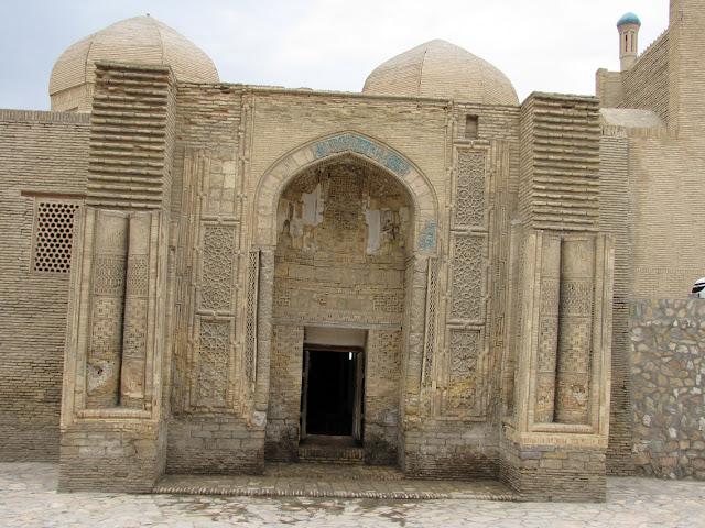 Uzbekistán, Bukhara - mezquita Magoki Attori