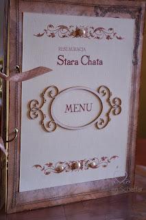 menu dla restauracji restauratorów ręcznie robione galeria schaffar