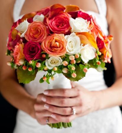 plasmalia fotografía ramos muy bonitos para novias