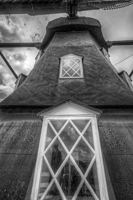 windmill malmö sweden scandinavia garden show