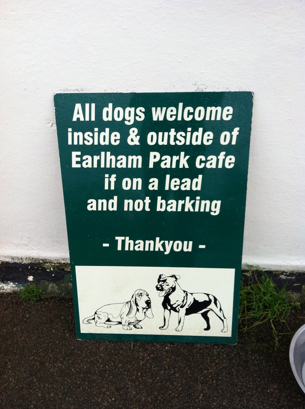 The Fry up Inspector: Earlham Park Cafe - Norwich
