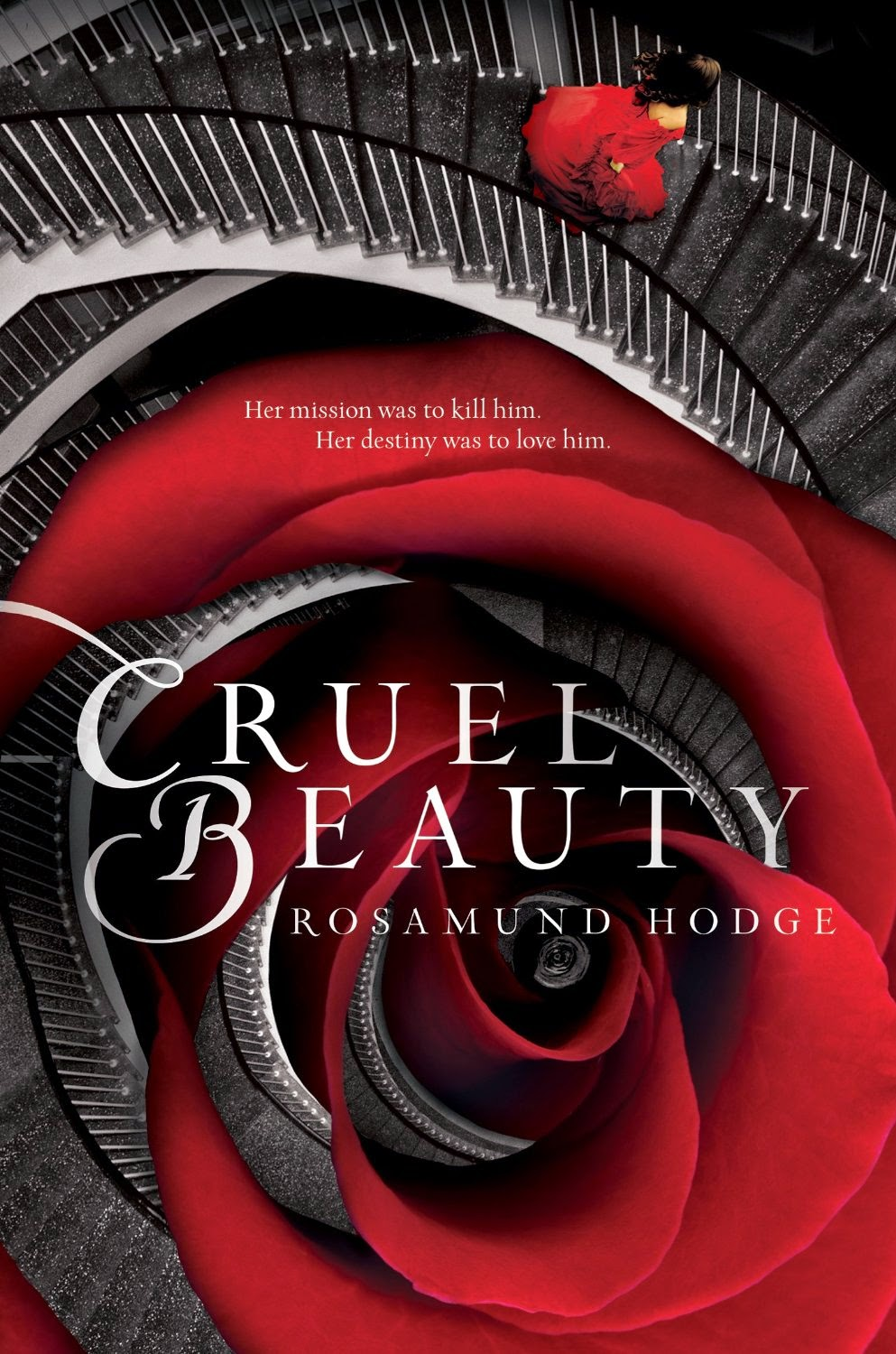 cruel beauty cover large hd by rosamund hodge, ya young adult retelling romance fantasy