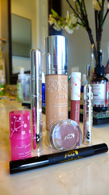 100% Pure Natural Makeup