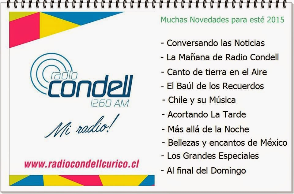 RADIO CONDELL DE CURICO