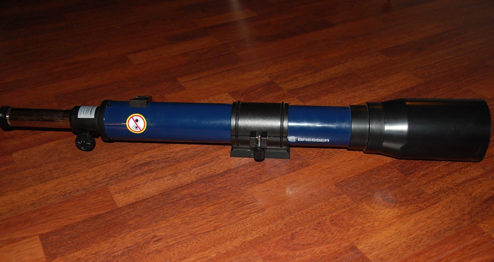 Luneta refractor Bresser 70/700