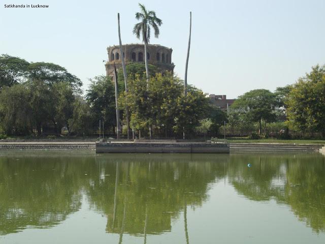 Satkhanda in Lucknow