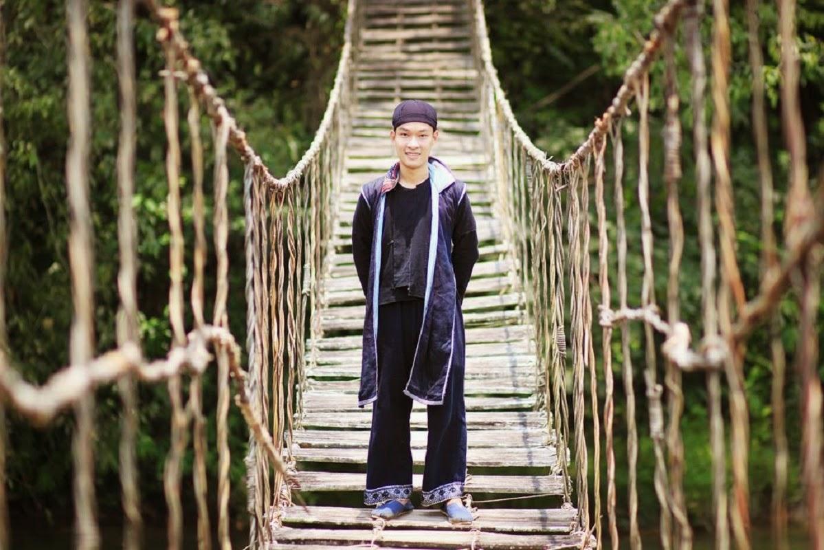 Sapa - Y Linh Ho - Lao Chai - Ta Van - Giang Ta Chai 2 days by bus/