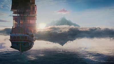 Pan (2015 / Movie) - Official Trailer - Screenshot