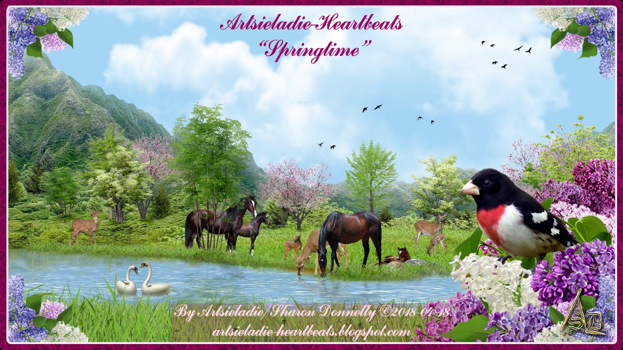 Artsieladie-Heartbeats