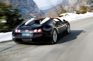 2012 Bugatti Veyron Vitesse review