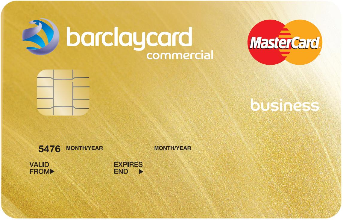Fininvest: Barclaycard Business Credit Card