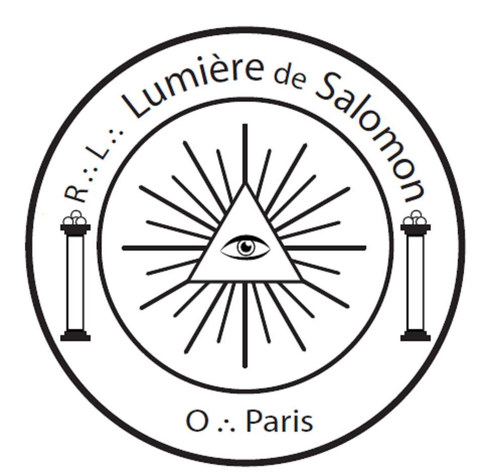 "LOGE ""LUMIERE DE SALOMON"""