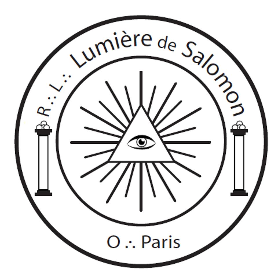 """LOGE """"LUMIERE DE SALOMON"""""""