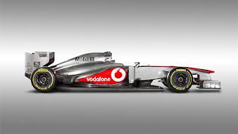 #8 McLaren Wallpaper