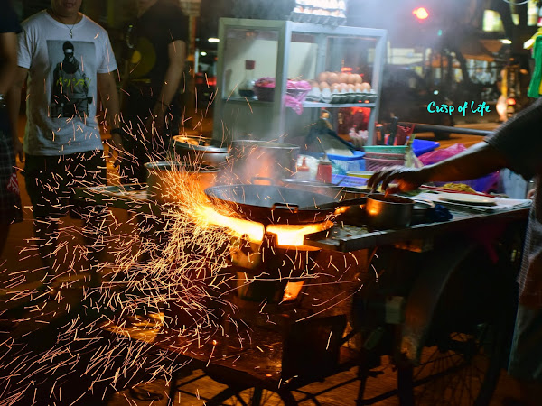 Charcoal Char Koay Teow @ Perak Road, Penang