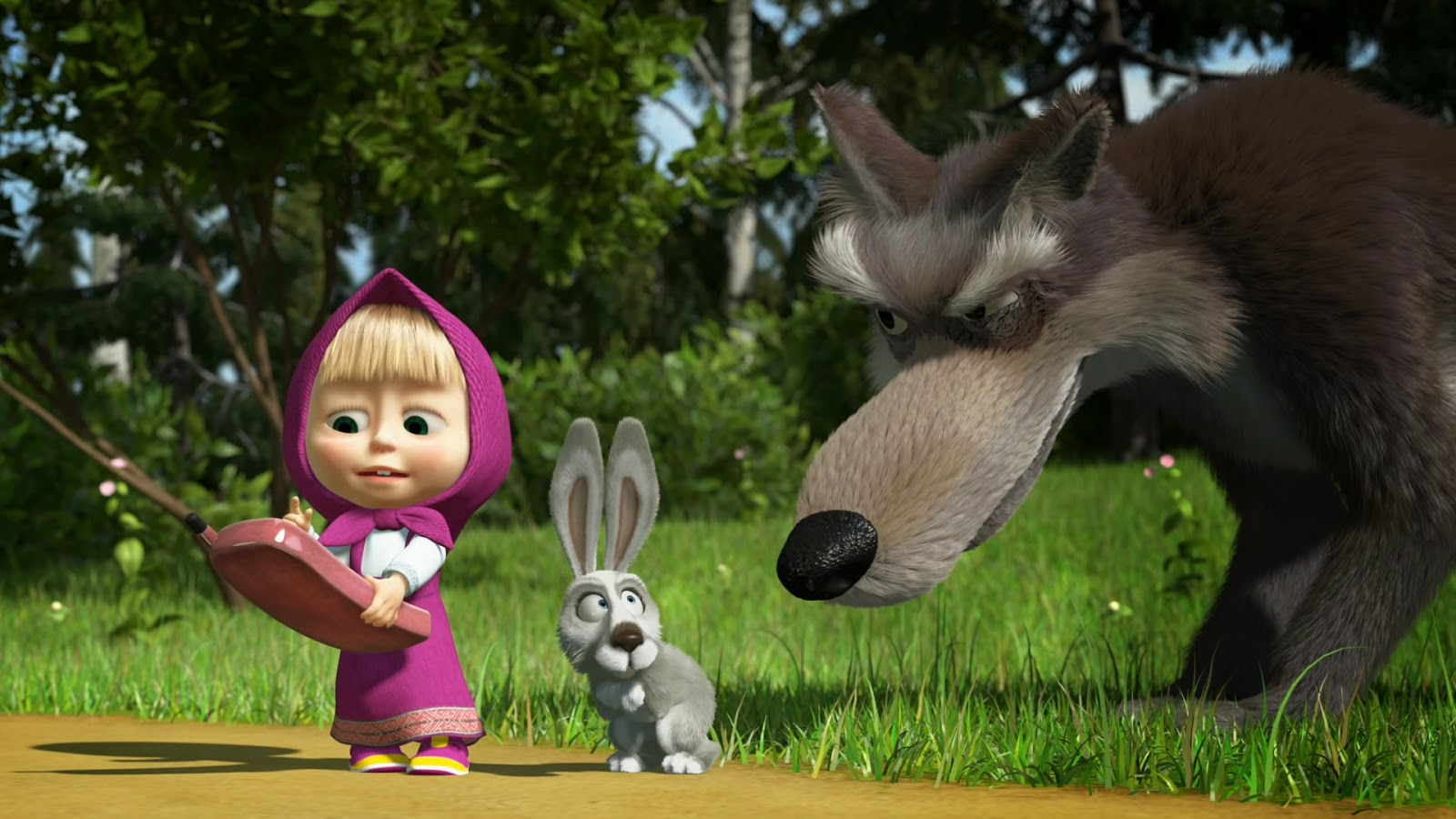 Masha and The Bear Pictures - 4