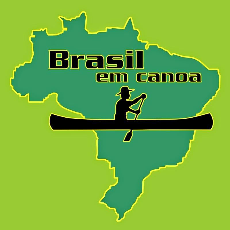 Brasil em canoa