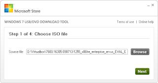 Windows 7 DVD Tools