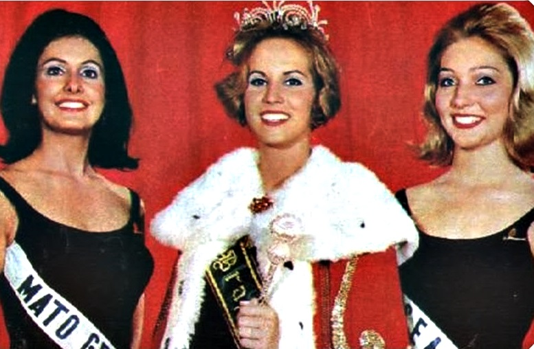 1966 - Top Tres Miss Universo Brasil